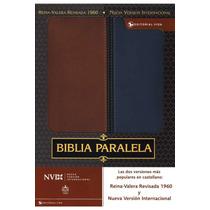 Biblia Paralela Dos Tonos Versión Nvi Y Reina Valera 1960