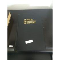 Biblia Reina Valera 1960 De Estudio Pasta Dura