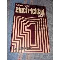 Libro Electricidad Uno, Limusa