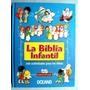 La Biblia Infantil En 1 Tomo. Contiene 2 Cd Audio