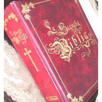La Sagrada Biblia Católica De Lujo Félix Torres Amat +regalo
