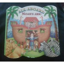 Libro Chiquito El Arca De Noe All Aboard Noah