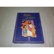 Biblia Para Niños Ilustrada - 3 Tomos