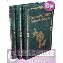 Diccionario Biblico Ilustrado 2 Vols Reymo