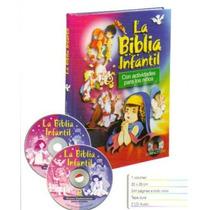 La Biblia Infantil 1vol Con Actividades Para Niños