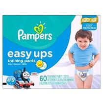 Pampers Easy Ups Training Pants Tamaño 4t5t Super Pack Niños