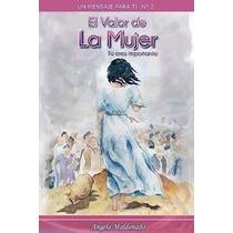 Libro De Bolsillo El Valor De La Mujer/angela Kellenberger