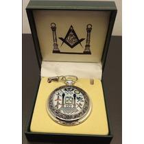Reloj Mason, Freemason, Incluye El Envio Fedex Estafeta