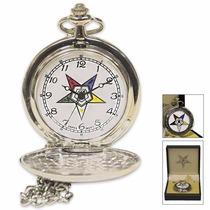 Eastern Star Pocket Watch (entrega 3 - 4 Semanas)
