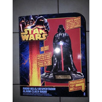 Ceyva Radio Reloj Despertador Darth Vader Star Wars