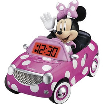Ekids - Minnie Mouse Reloj Despertador