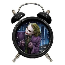 Mini Reloj Despertador Guason The Joker Batman Caballero