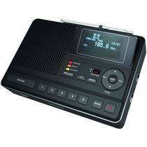 Radio Digital Reloj Alarma Despertador Sangean Cl-100 Unico