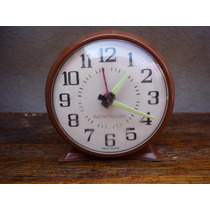 Reloj Despertador Antiguo Westclox