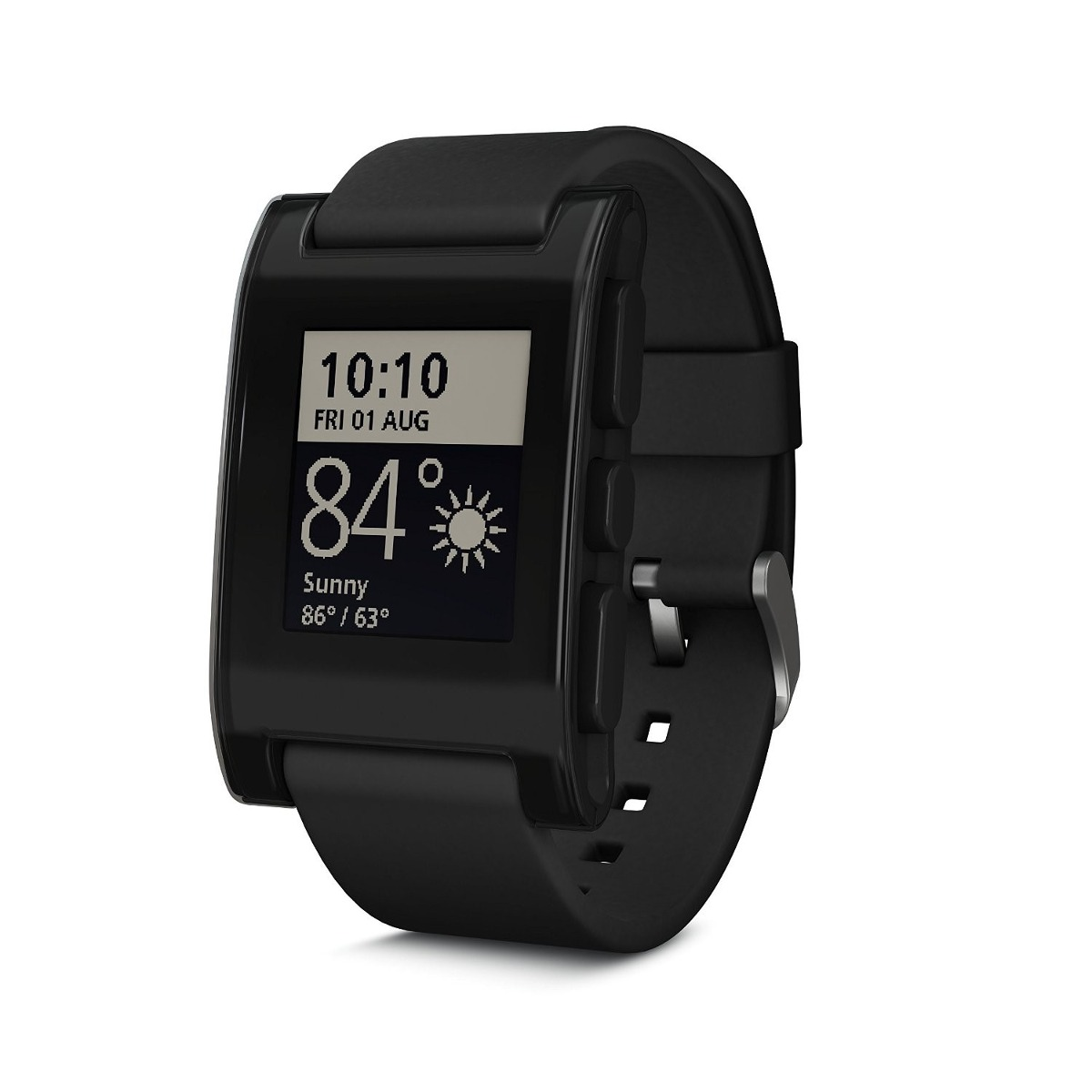 Reloj Inteligente Pebble Smartwatch For Iphone/android ...