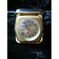 Reloj Aleman Bulova Vintage De Cuarzo