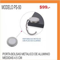 Porta Bolsas De Metal Con Aluminio
