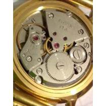 Reloj Antigüo Sona Ultra Delgado Hecho En La India 17 Joyas