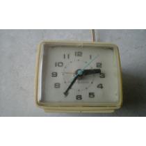 Reloj Despertador Electrico Antiguo General Electric Mesa