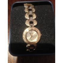 Reloj Relic De Fossil 100% Original Color Oro