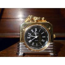 Reloj De Escritorio De Cuarzo Marca Salvi
