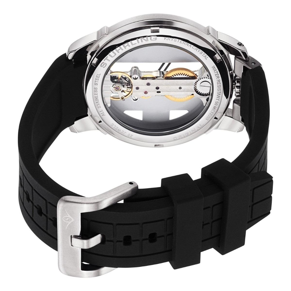 Reloj para hombre stuhrling original 25933162 pm0 - Reloj pared original ...