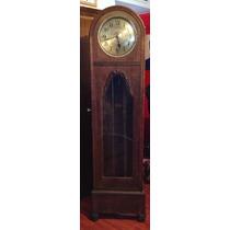 Grandfather Reloj Aleman Antiguo