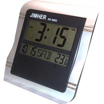 Reloj Digital De Pared O Escritorio