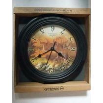 Reloj De Pared Marca Magellan