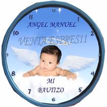 Bonitos Recuerdos Reloj De Pared 100% Perzonalizados