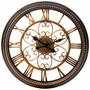 Reloj De Pared Decorativo Numeros Romanos