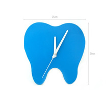 Reloj De Pared Para Odontólogo Regalo Dental Dentista