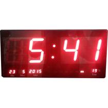Reloj Marca La Hora, Día Mes Año, Temperatura Lujoso