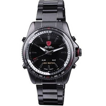 Reloj Shark Negro