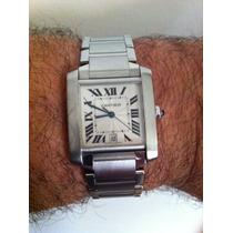 Cartier Tank Francaise Xl Automatico