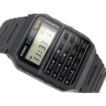 Reloj Casio Ca53 Calculadora 8 Digitos Alarma Cronometro