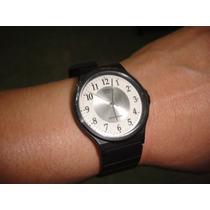 Reloj Casio Collection Analogico Clasico Retro Mq24-7b3