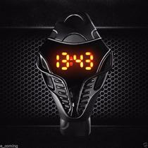Precioso Y Moderno Reloj ,nuevo Modelo Futurista 2016, Hm4