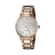 Reloj Kate Spade New York Wksy1509 Dorado Femenino