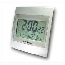 Reloj Atómico Con El Día Y Fecha