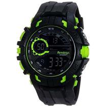 Reloj Armitron Negro - Verde