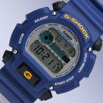 Relojes Casio G Shock Dw-9052 Azul Wr200m Crono Temporiz