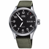 Oris Big Crown Propilot Day Date Or75276984164pv Ghiberti