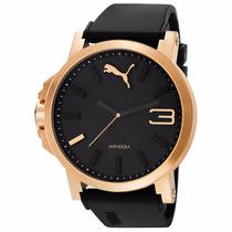 Puma Ultrasize Rose Gold 45mm Diametro Reloj Dorad Diego Vez