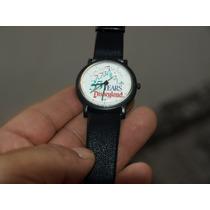 Vendo Bonito Reloj De Dama 35 Años De Disneyland