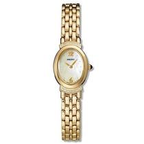 Reloj Seiko Wsk1433 Dorado Femenino