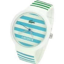 Reloj Hombre Lacoste Goa Nuevo Original 2010565 Hm4