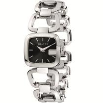 Reloj Para Mujer Gucci Ya125510 Pulsera Brazalete Pm0