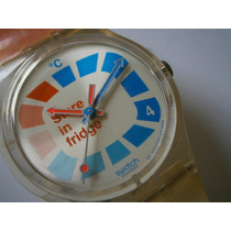 Swatch Swiss Made Store In Fridge