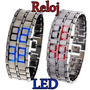 Reloj Iron Samurai Lava Led Watch Estilo Japones Mdn